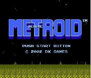 Screenshot Thumbnail / Media File 1 for Metroid (USA) [Hack by Rooser v1.1] (~Metroid Deluxe)
